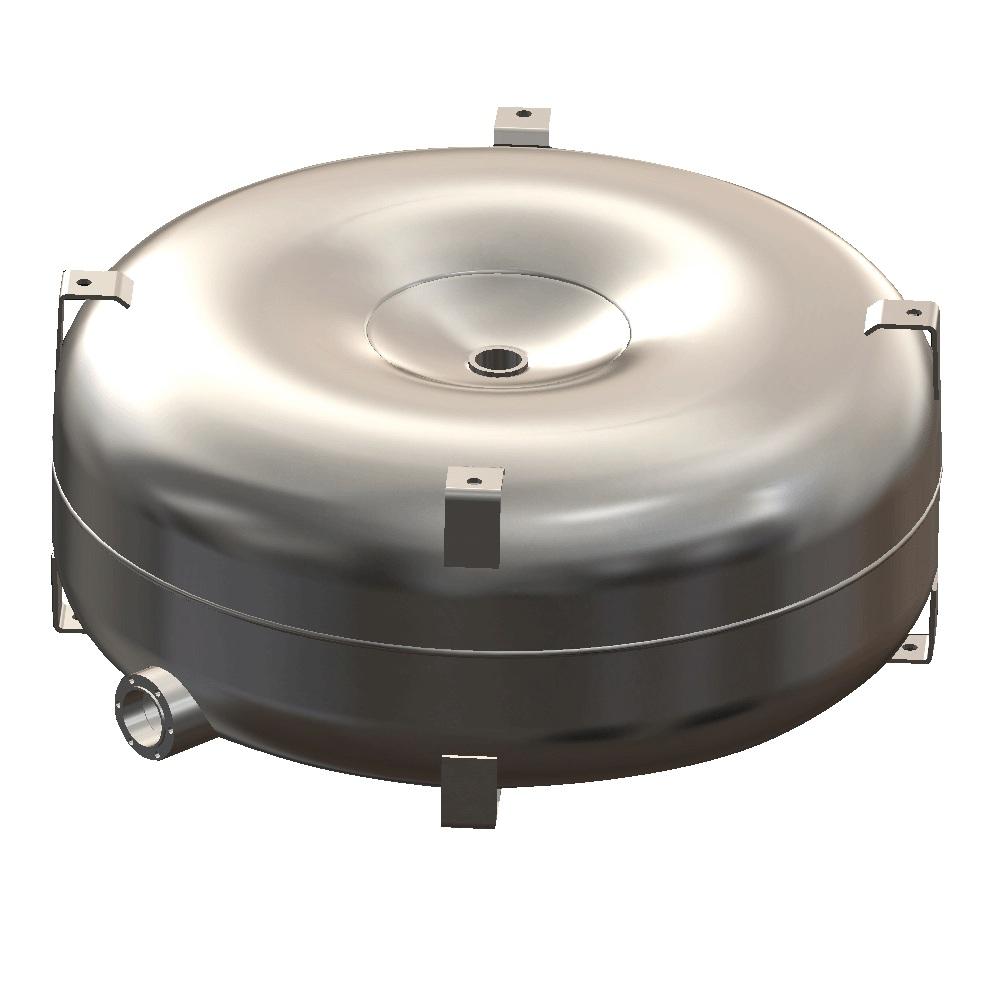 zbiorniki toroidalne zewnętrzne 0°