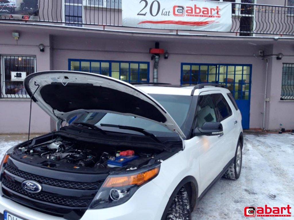 Ford Explorer 3.5 V6 EcoBoost