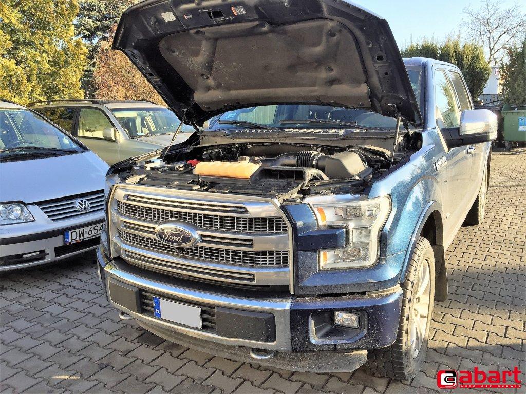 Ford F150 3,5 V6 EcoBoost