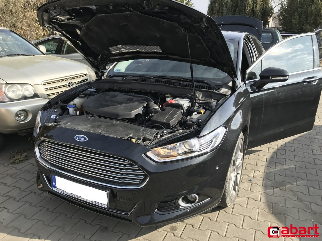 Ford Mondeo/Fusion 2,0T EcoBoost