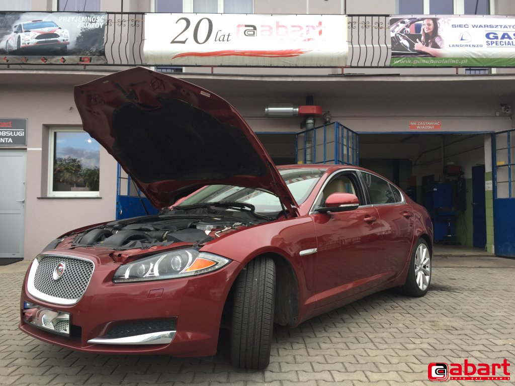 JAGUAR Jaguar XF 5,0 V8