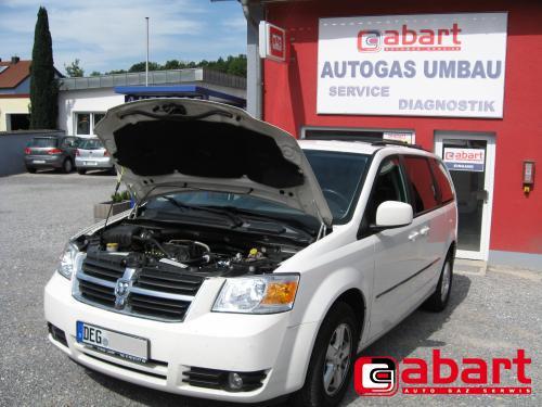 DODGE Grand-Caravan-3,8-V6