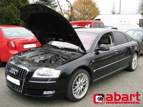 Audi A8-6,0-W12