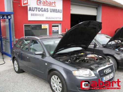 Audi A4-Avant-2,0-TFSI