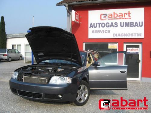 Audi A6-Avant-3,0l-V6