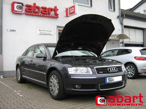 Audi A8-3,7-V8-Quattro