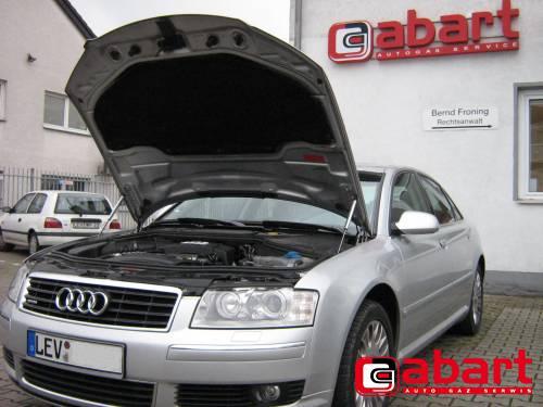 Audi A8-4,2-V8-Quattro