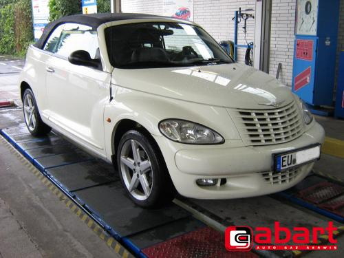 CHRYSLER PT-Cruiser-Cabrio-GT