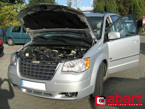 CHRYSLER Town&Country-3,8-V6