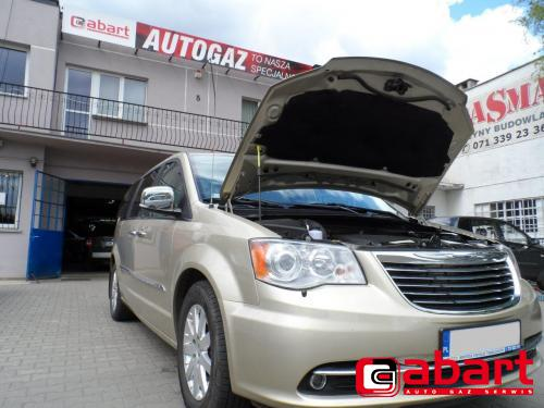 CHRYSLER Town&Country-3,6-V6
