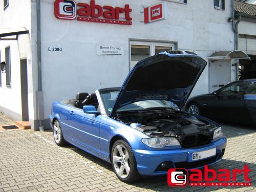 BMW 325Ci-Cabrio-E46