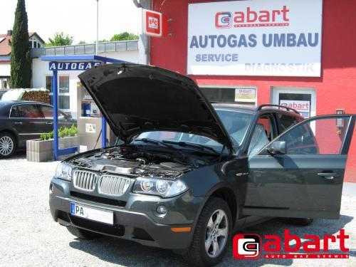 BMW X3-3,0Si