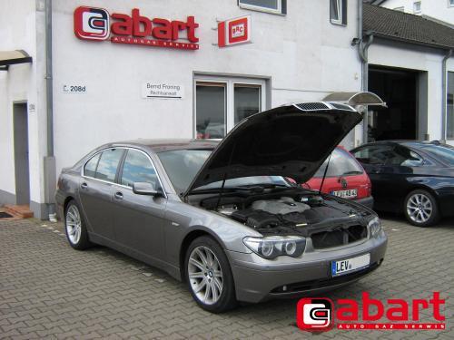 BMW 735i-E65