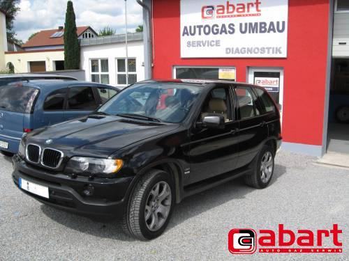 BMW X5-3,0i