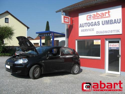 FIAT Punto-Evo-1,4i