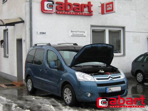 CITROEN Berlingo-1,6VTi