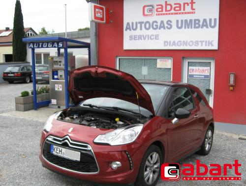CITROEN DS3-1.6-VTi