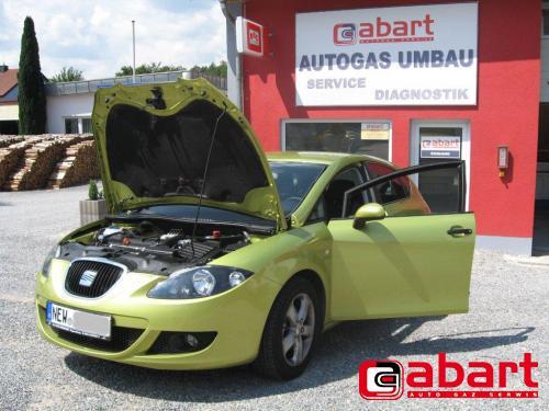 SEAT Leon-1,4-TSI