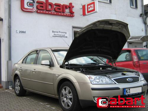 Ford Mondeo-MK3-2,0i-Duratec
