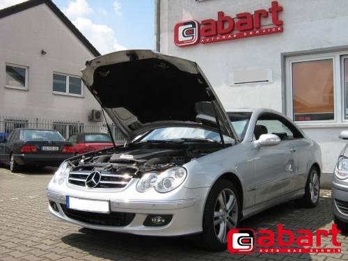 Mercedes-Benz CLK-280-W209