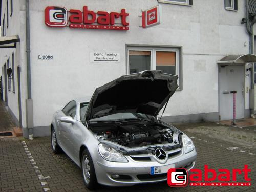 Mercedes-Benz SLK-200-kompressor-R171