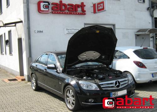 Mercedes-Benz C180-kompressor-W204