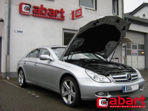 Mercedes-Benz CLS-500