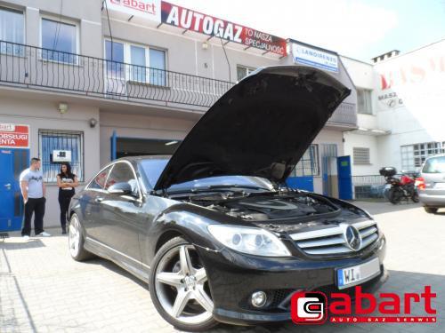 Mercedes-Benz CL-500-C216