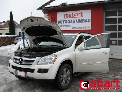 Mercedes-Benz GL-450