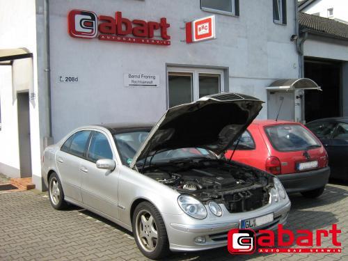 Mercedes-Benz E-500-W211