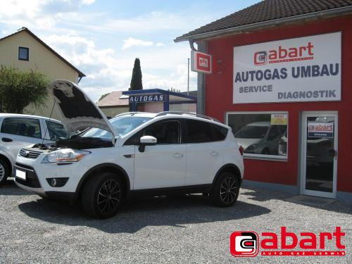 Ford Kuga-2,5T-Duratec
